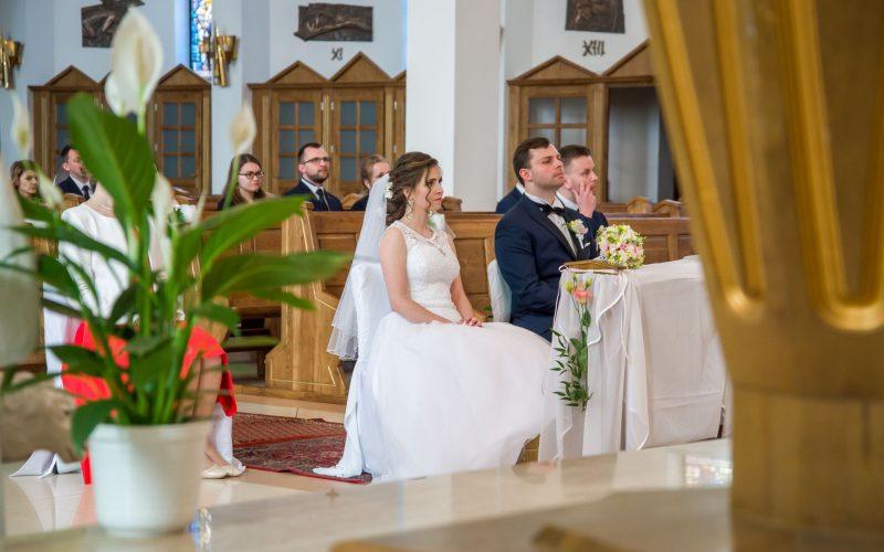 kościół w Bydgoszczy zdjęcia ślubne