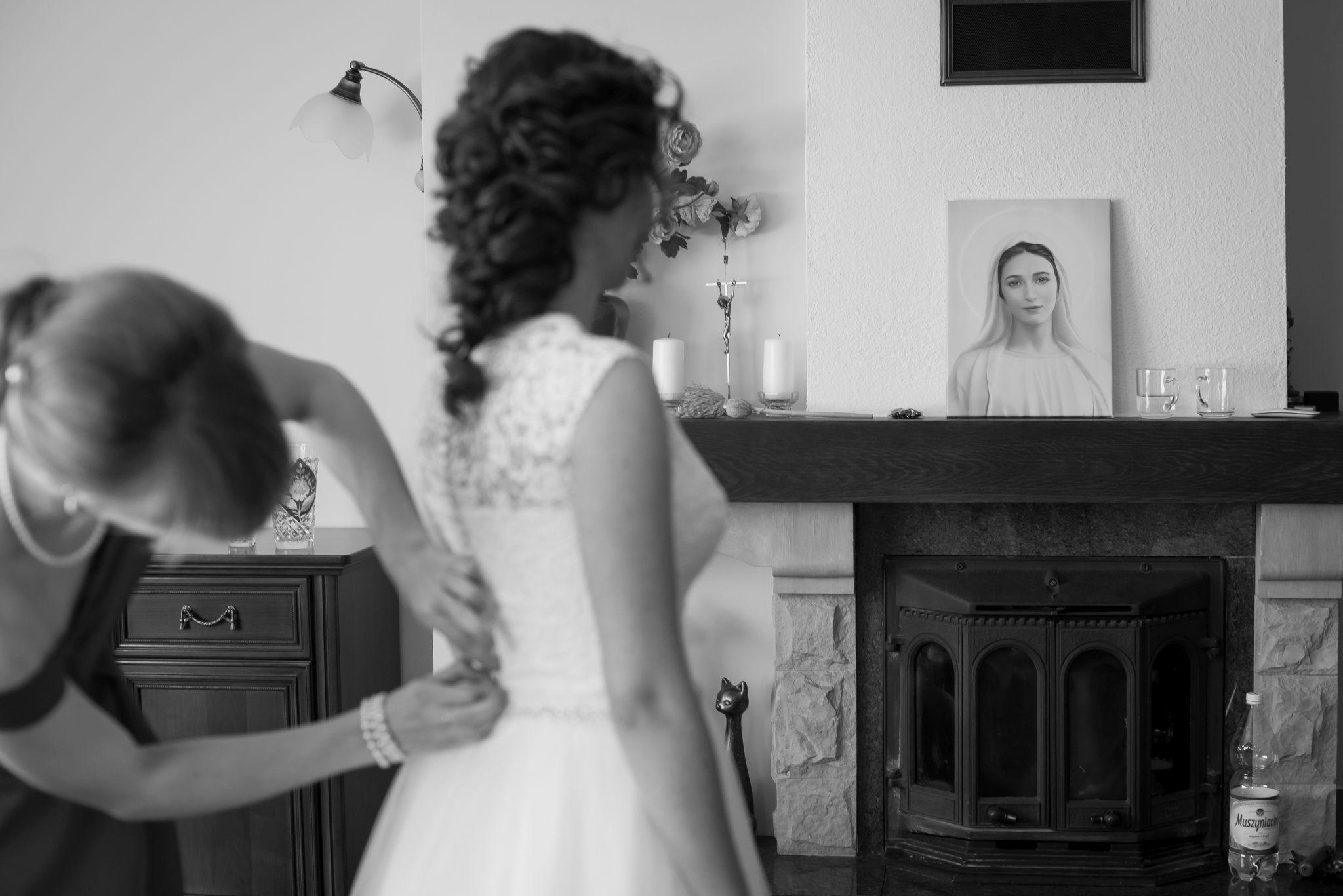 pani młoda zdjęcia ślubne