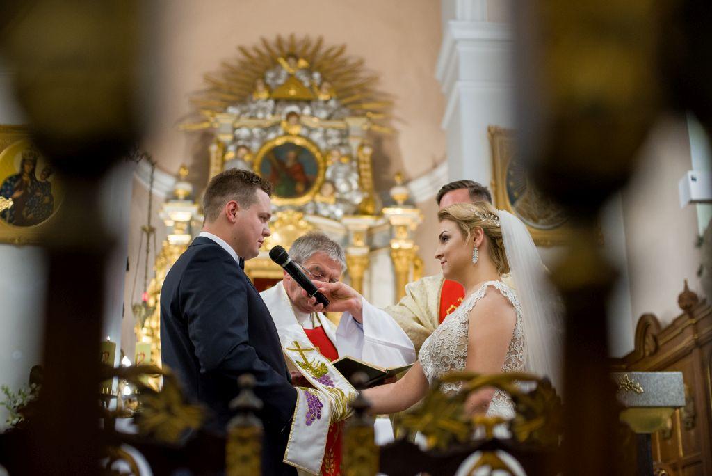 zdjęcia ślubne w Broku