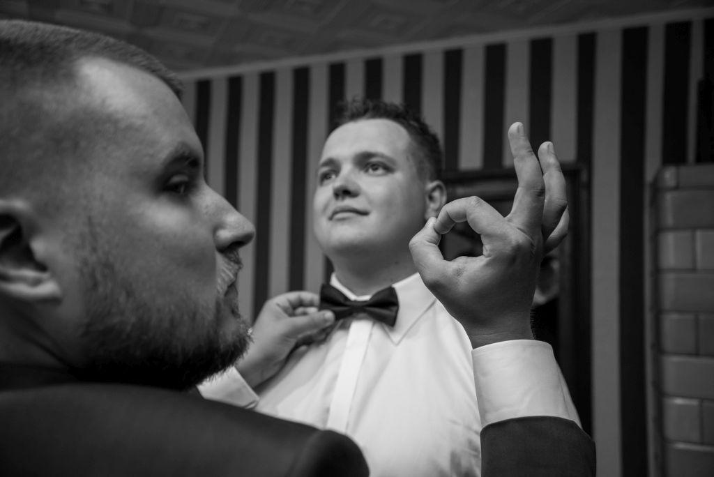 fotografia ślubna Zabrów
