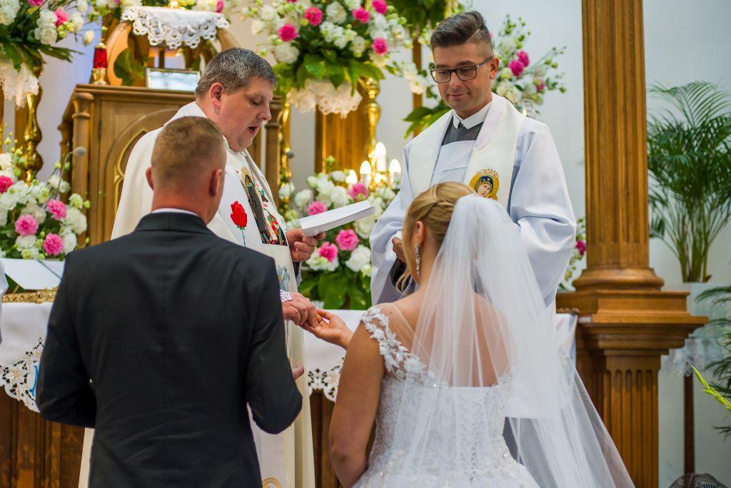 małżeńska przysięga