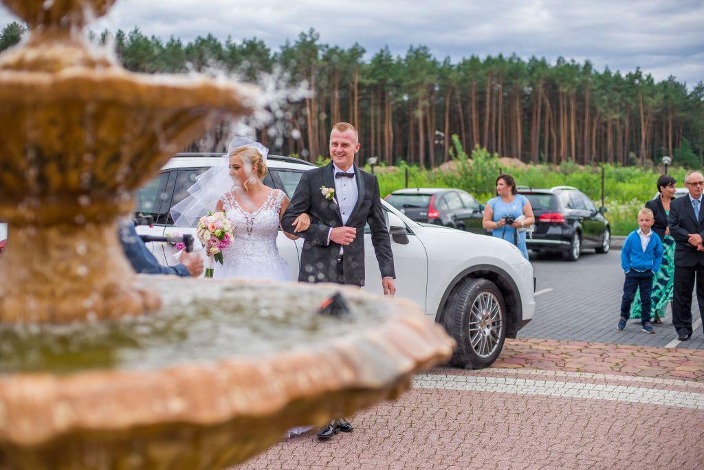 przyjęcie weselne fotografia ślubna wola ducka