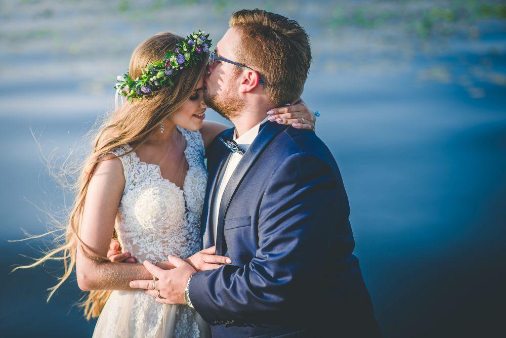 plenr nad zegrzem fotografia ślubna