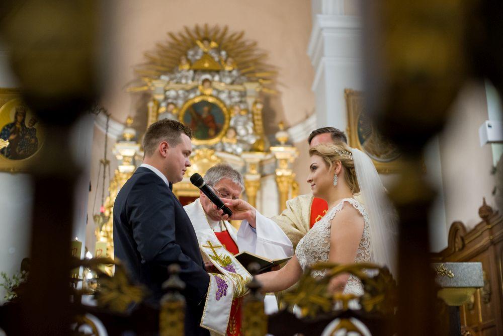 przysięga małżeńska fotografia brok