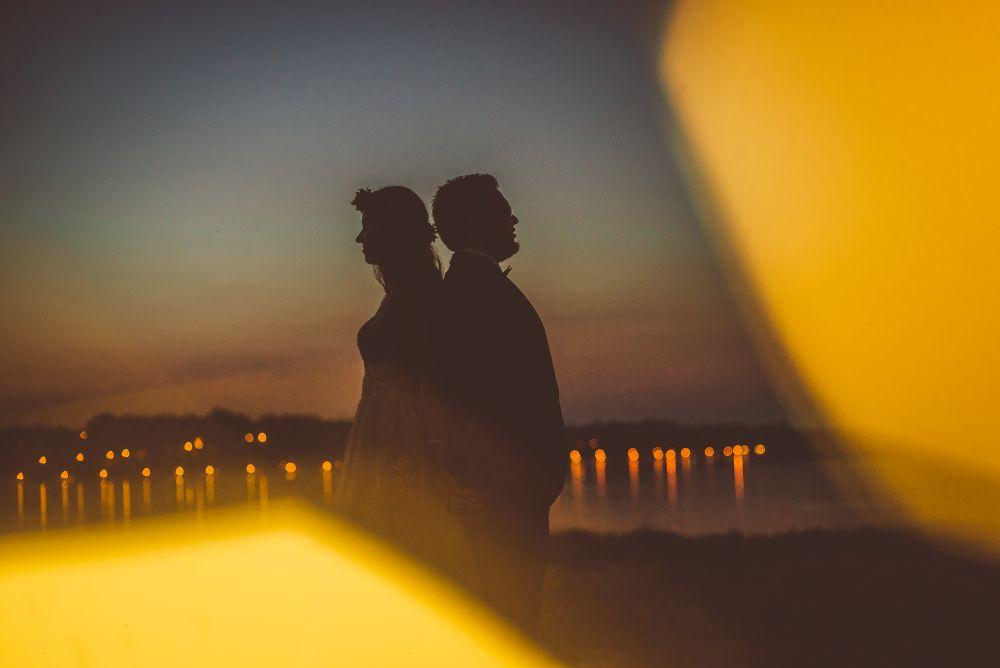 wieczorem plenr ślubny w warszawie