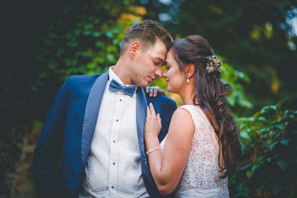 zdjącia ślubne w nieborowie