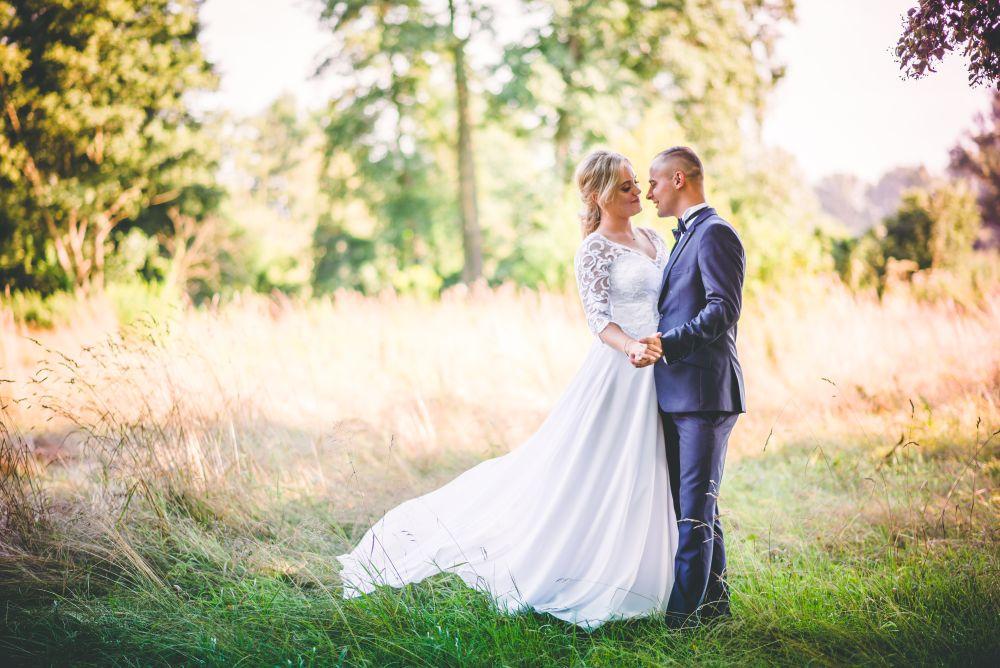 zdjęcia z pleneru ślubnego warszawa