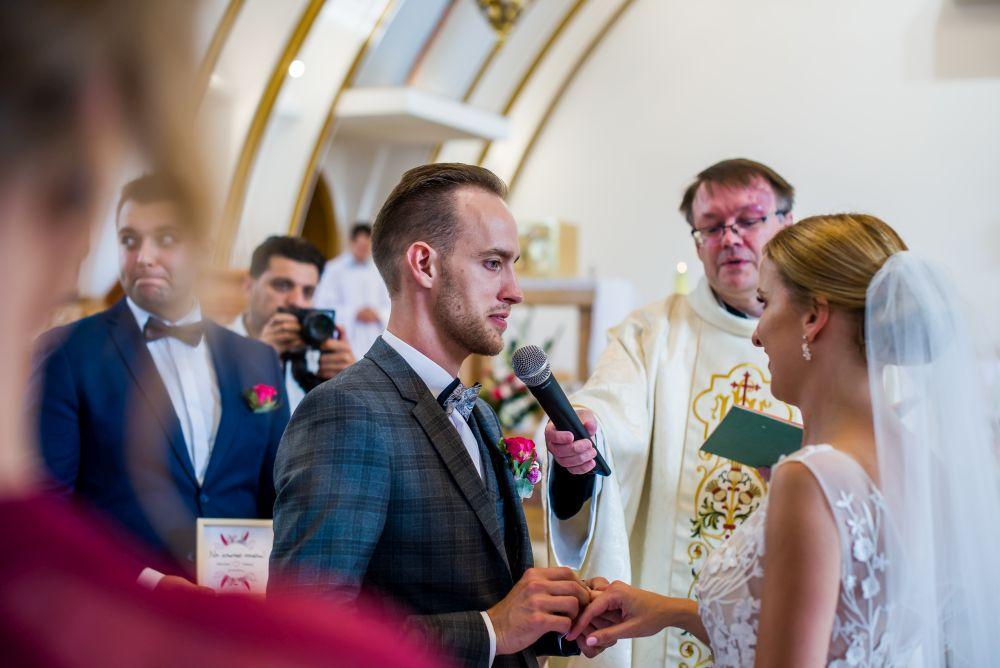fotografia ślub kościelny w mińsku mazowieckim