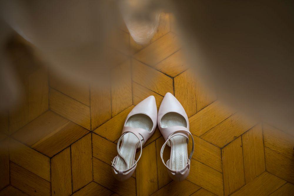 buty panny młodej