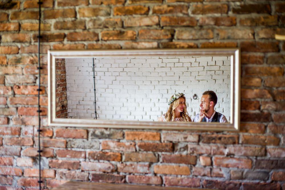fotografie z ślubnego pleneru