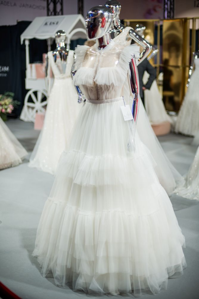 targi iślubne suknie