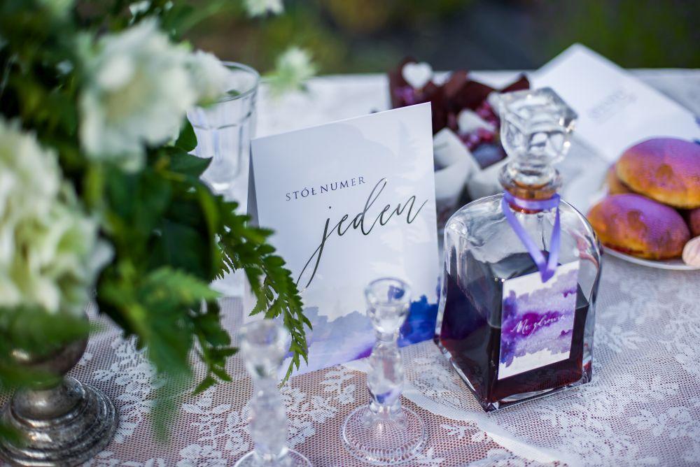 dekoracje stołów ślubnych
