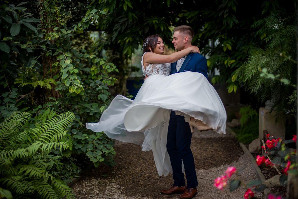 powsin sesja ślubna