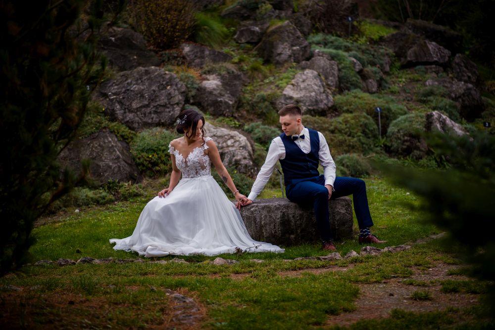 plener ślubny w innym dniu