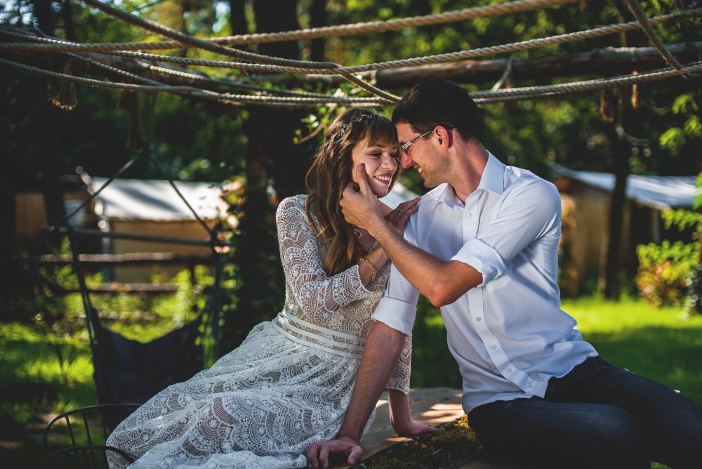 marki cicha 23 sesja ślubna