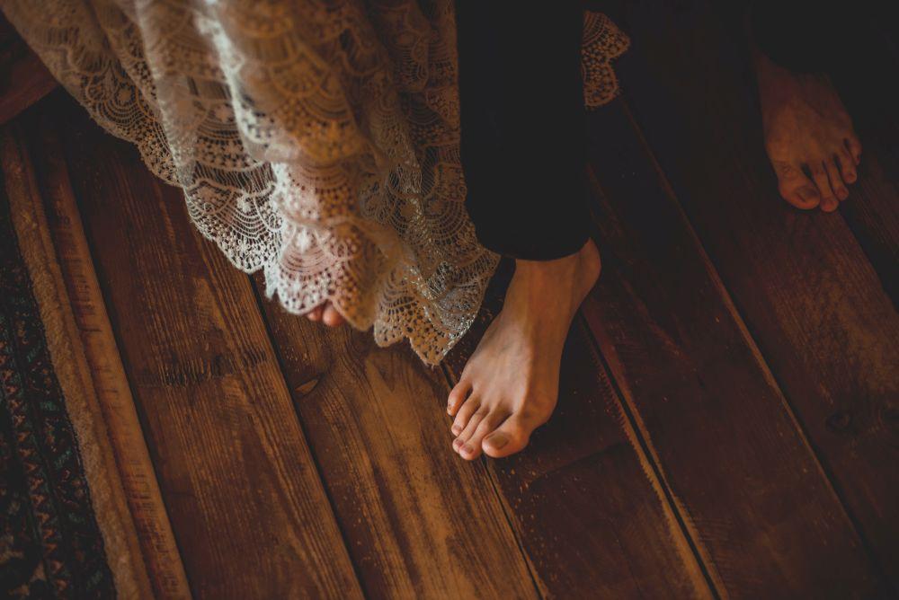 stopy sesja zdjęciowa