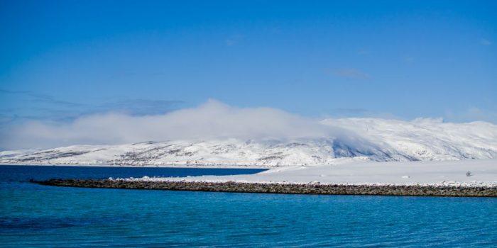 Wyprawa na północ Norwegii - Mikkelvik